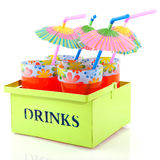 Summer lemonade Stock Image