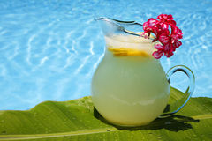 Summer Lemonade Stock Photography
