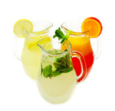 Summer Lemonade drink Stock Image