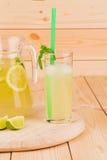 Summer lemonade Royalty Free Stock Photos