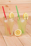 Summer lemonade Stock Image