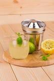Summer lemonade Stock Photos