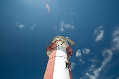 Summer lighthouse Royalty Free Stock Photography