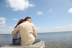 Summer love Stock Photography