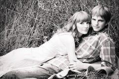 Summer love stock photography