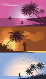 Summer Love Backgrounds Stock Photography