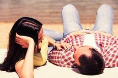 Summer love Royalty Free Stock Image