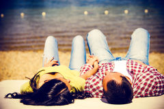 Summer love Royalty Free Stock Photos