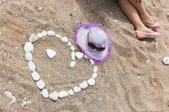 Summer Lovers Stock Photo