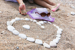 Summer Lovers Royalty Free Stock Photo