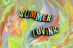 Summer loving romance lover thrills. Relationship romance couple lgbt summer time fling happy happiness loving enjoyment friends expression people affair stock photography