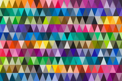 Summer Low Poly Background. Background made from triangles patterns, summer color palette Royalty Free Stock Photography