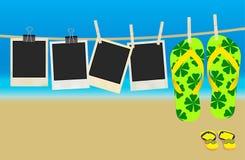 Summer Memories Stock Image