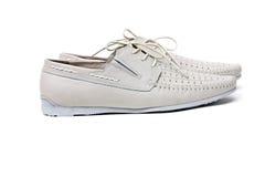 Summer men's shoes Stock Images