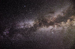 The Summer Milky Way Royalty Free Stock Photos