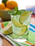 Summer mojito Stock Images