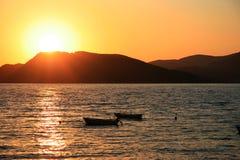 Summer in Montenegro Stock Photography