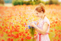 Summer mood Royalty Free Stock Images