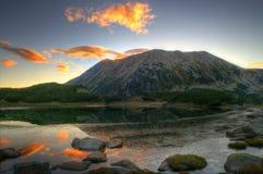 Summer morning in Pirin mountain Royalty Free Stock Image