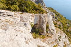 Summer mountain landscape Crimea, Russia. Ukraine Royalty Free Stock Photography