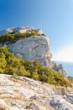 Summer mountain landscape Crimea, Russia. Ukraine Royalty Free Stock Image