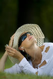 Summer Music Royalty Free Stock Photo