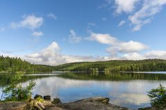 Summer n Norway stock images