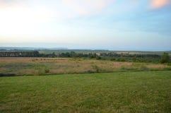 Summer in Nova Scotia: Overlooking Grand Pre