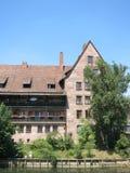 Summer in Nuremberg Stock Photography