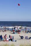 Summer in Ocean City, New Jersey Stock Photos