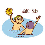 Summer Olympic Sports. Water Polo Stock Photos