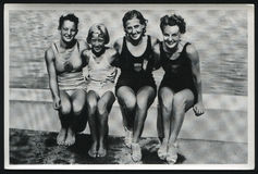 1936 Summer Olympics Games Germany Stock Photography