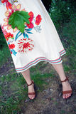 Summer outfit Royalty Free Stock Images