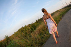 Summer outfit Royalty Free Stock Photos