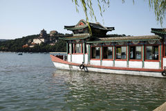 Summer Palace. Chinese imperial garden --- Summer Palace Stock Image