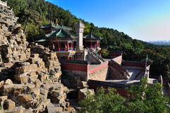 Summer Palace. The Summer Palace is  the most famous  emperor garden in china Stock Photos