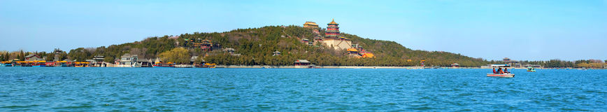 Summer Palace. The Summer Palace is  the most famous  emperor garden in china Stock Image