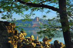 Summer Palace. The Summer Palace is  the most famous  emperor garden in china Royalty Free Stock Images