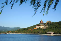 Summer palace Stock Photo