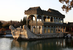 The summer palace Royalty Free Stock Image