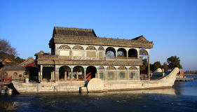 The summer palace Stock Image