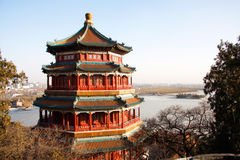 The summer palace Royalty Free Stock Images