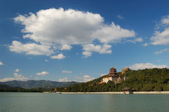 The Summer Palace. Photo in the Summer Palace Beijing, China stock photography