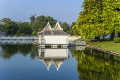 Summer Palace Bang Pa-In at Royalty Free Stock Image
