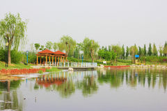 The Summer Palace in Beijing Royalty Free Stock Photo
