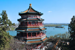 Summer Palace Beijing Royalty Free Stock Images