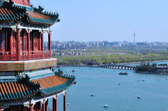 Summer Palace Beijing Stock Image