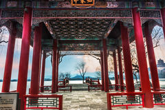 The Summer Palace in Beijing Stock Images