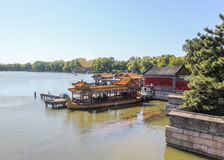 The Summer Palace in Beijing Royalty Free Stock Photography
