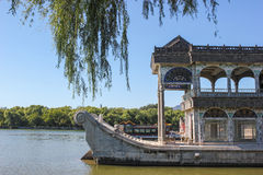 The Summer Palace in Beijing royalty free stock photos